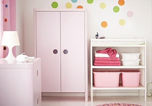 Los nuevos armarios infantiles de ikea mueblesueco for Ikea mueble infantil