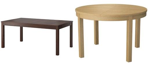 Decoracion mueble sofa: Mesas comedor redondas ikea