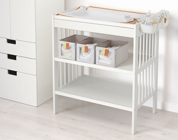 mueble cambiador ikea bebes gulliver