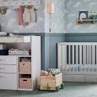 muebles cambiadores ikea para bebes