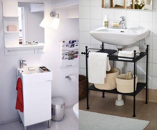 Armarios De Baño Pared:Los muebles de baño más baratos de Ikea: armarios, estanterías