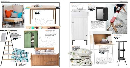 novedades catálogo Ikea 2015
