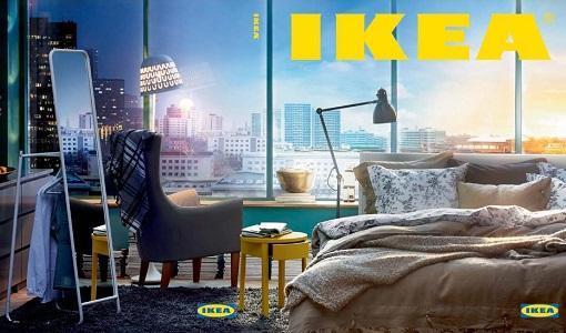 portada del catálogo ikea 2015