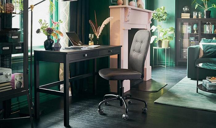 escritorios de ikea para tu rincon de trabajo