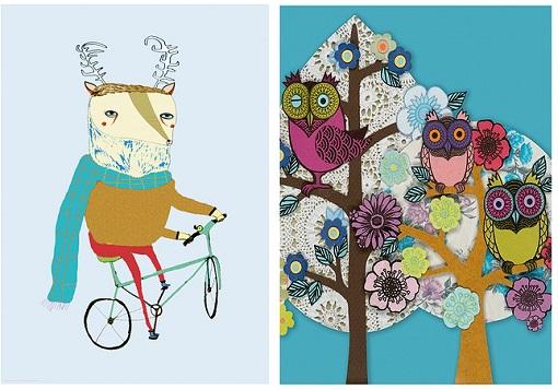arte para niños en ikea