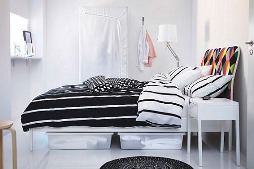 camas ikea de matrimonio modernas