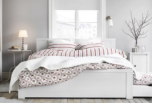 Decoracion Habitaciones Matrimonio Ikea ~ Las camas Ikea de matrimonio m?s estilosas para el dormitorio