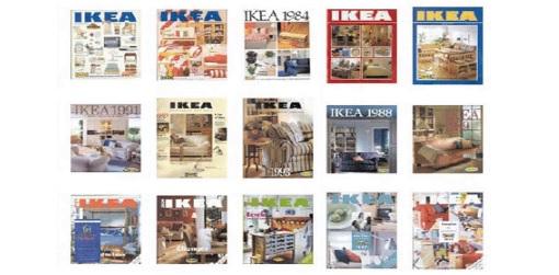 Todos Los Catalogos Ikea A Vista De Pajaro Del Primero Al Ultimo - Catalogos-ikea-2015