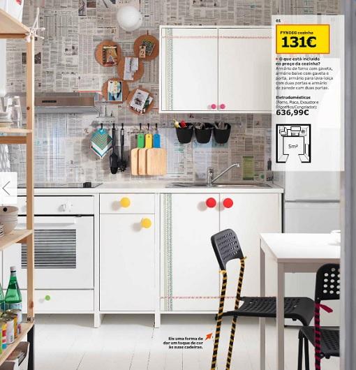 cocina catálogo 2015 ikea