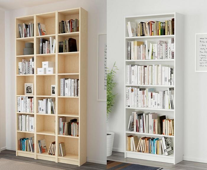 estanterias y librerias ikea billy