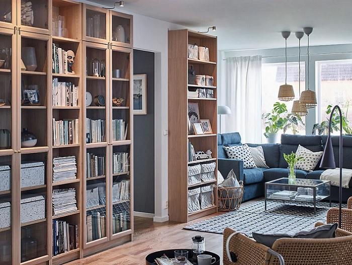 estanterias y librerias ikea