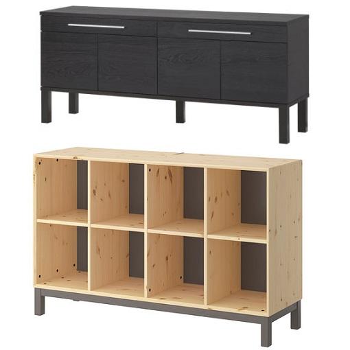 Ikea aparadores