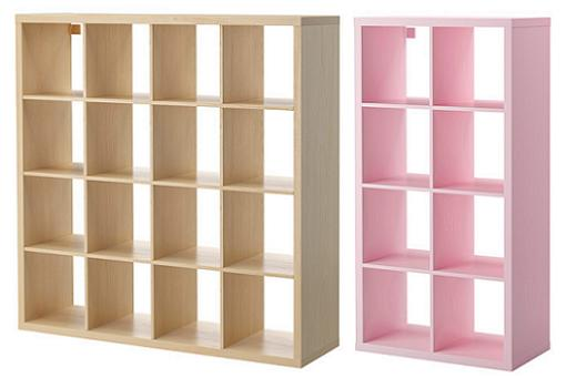 Estanterías y librerías Ikea: Billy, Kallax (Expedit), Liaptorp y Hemnes - mu...
