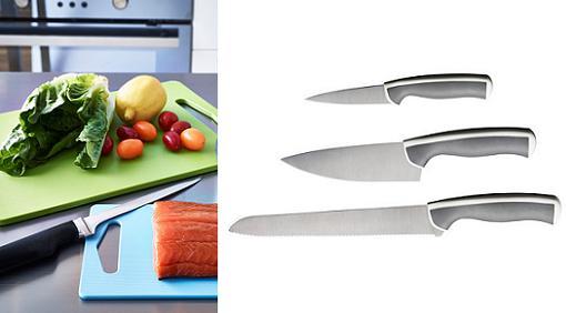 menaje de cocina tablas cuchillos