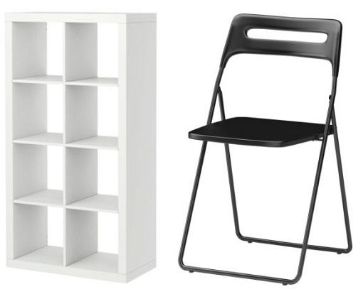 Muebles Ikea más vendidos en España