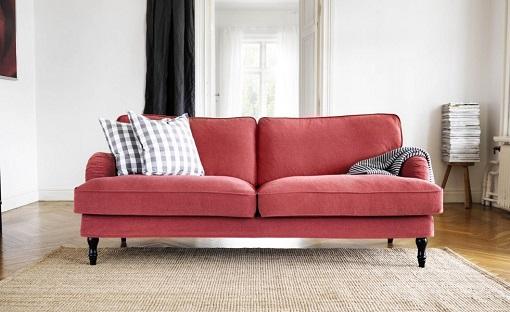 Nuevo sofá Ikea