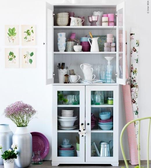 Cocina crea tu cocina ikea decoraci n de interiores y - Como decorar una vitrina ...