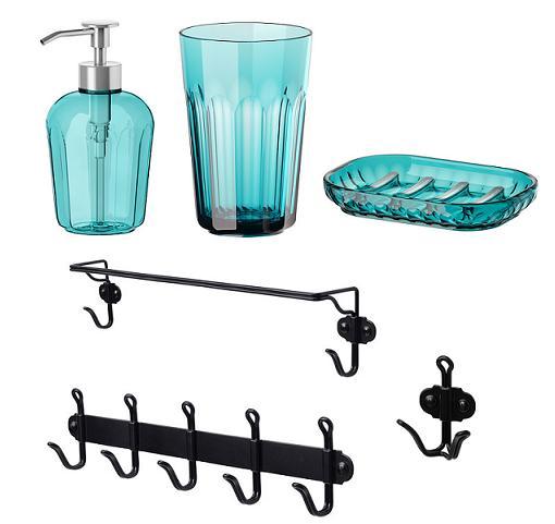 accesorios baños ikea svartsjon