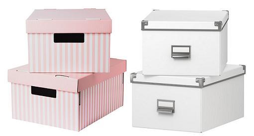 Cajas de carton para mudanzas ikea