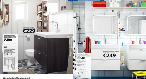 catalogo ikea baños 2014