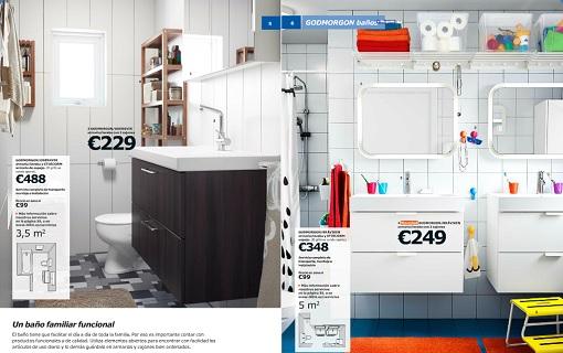 Ikea Baños Catalogo | Catalogo Banos Ikea 2015 Nuevas Ideas Y Soluciones Para Tu Aseo