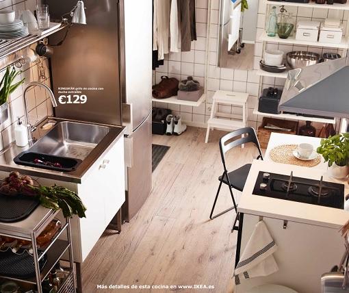 Cocinas Ikea 2015