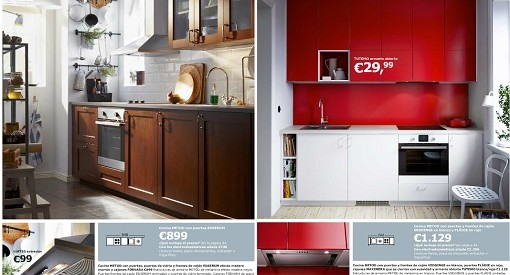 Cocinas Ikea Metod 2015