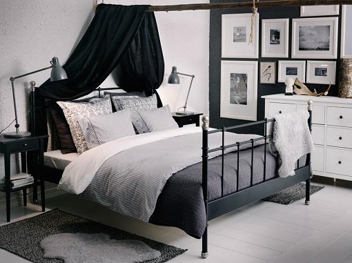 Dormitorio ikea de estilo cl sico 6 ideas inspiradoras - Ikea alfombras dormitorio ...