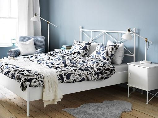 Dormitorio ikea de estilo cl sico 6 ideas inspiradoras - Decoracion de habitaciones ikea ...