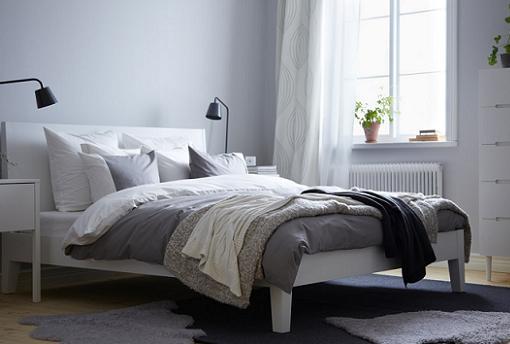 Edredones Ikea para tu cama: Muy baratos y confortables - mueblesueco