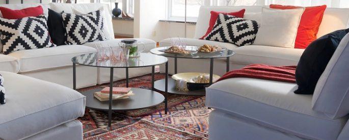 mesas de centro ikea salon