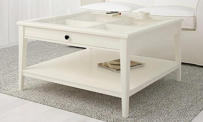 Mesas de centro ikea para tu sal n baratas y bonitas for Mesas de centro salon ikea