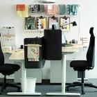 Cajoneras Ikea para mantener en orden tu espacio de trabajo - mueblesueco