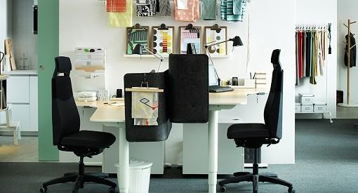 Muebles de oficina Ikea
