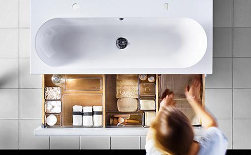 Hacer Un Baño A Nuevo:Nuevos accesorios de baño Ikea para hacer más fáciles tus mañanas