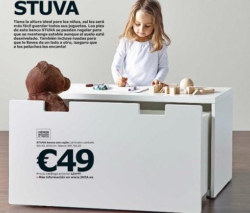 10 muebles que bajan de precio con el catálogo Ikea 2015 - mueblesueco