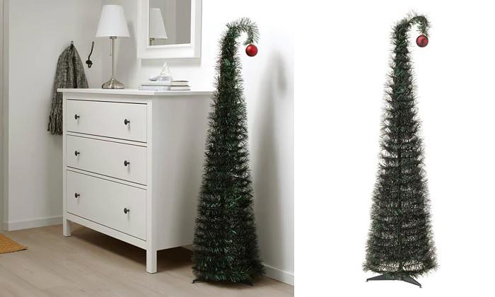 arbol de navidad ikea decorativo