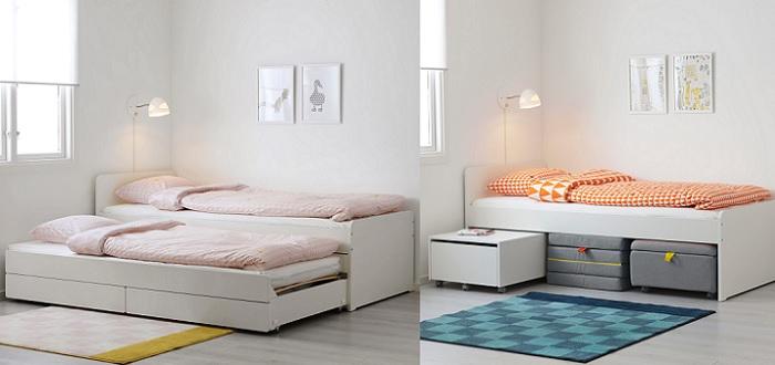 Las mejores camas infantiles ikea nido literas altas - Ikea cama infantil ...
