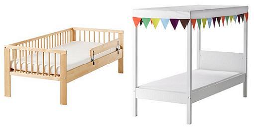 camas infantiles ikea con somier