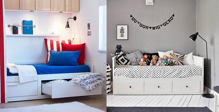 camas infantiles ikea divan