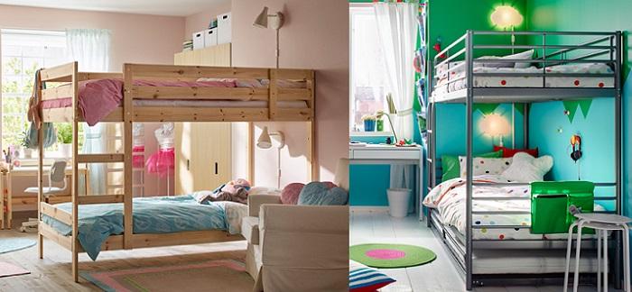 Las mejores camas infantiles ikea nido literas altas - Ikea habitaciones infantiles literas ...