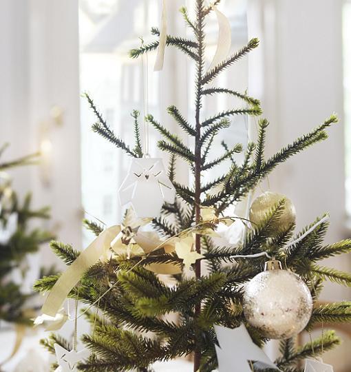 arbol de navidad ikea y mas adornos navideños