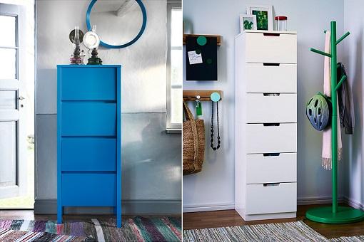 Ideas Ikea para el recibidor