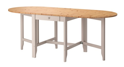 Mesa plegable Ikea: la solución para las cocinas pequeñas - mueblesueco