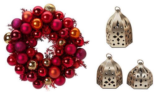 ikea navidad 2014 decoracion