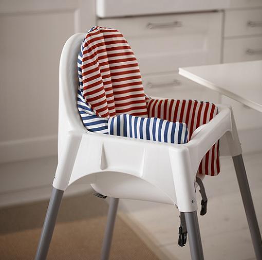 La trona Ikea ANTILOP para tu bebé: toda la información y más modelos