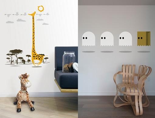 Los vinilos mykea te ayudan a personalizar tus muebles - Pegatinas pared ikea ...