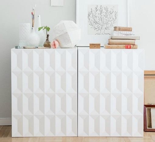 Artesanato Juta Passo Passo ~ aparador blanco de ikea mueblesueco