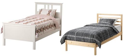 Camas individuales ikea mueblesueco for Ikea camas juveniles