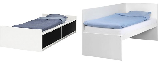 Camas con almacenaje ikea amazing ninos ikea with camas for Cama doble ikea